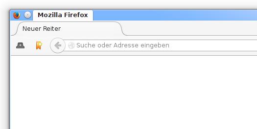 Erweiterung Custom Buttons für Firefox