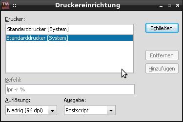 schlankes linux für alte rechner