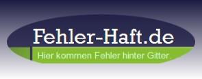 Fehler-Haft.de-Logo