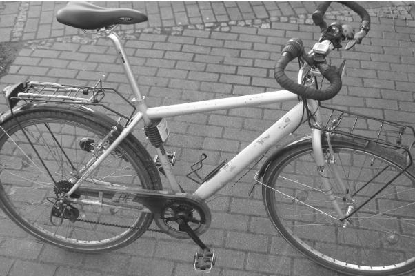 Billig-Fahrrad nach 3 Jahren Testfahrt