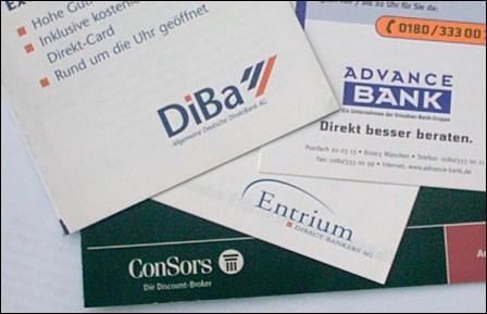 Bankenprospekte
