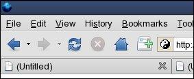 Firefox unter Fedora-Linux