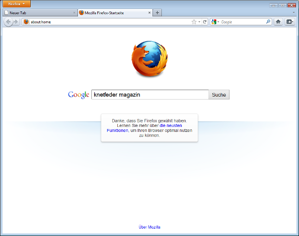 Firefox-4-Browserfenster