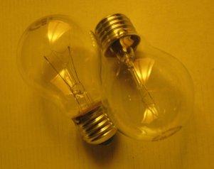 2 Glühbirnen