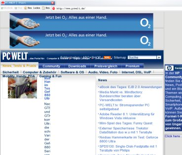 PC-Welt-Startseite