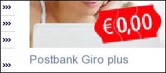 € 0.00 als Preisschild