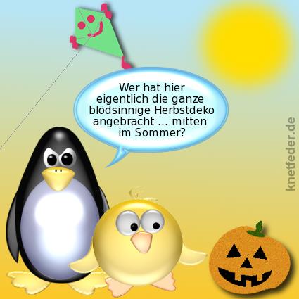 Anfang Oktober Klimawandel Der Ente Amp Die Pinguin