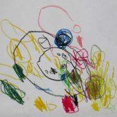katze mit fisch malen, die entwicklung der kinderzeichnung – knetfeders kleinkindpädagogik, Design ideen