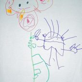 Die Entwicklung Der Kinderzeichnung Knetfeders Kleinkindpädagogik
